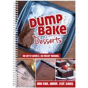"CQ Products ""Dump & Bake Desserts: One Pan. Dump. Stir. Bake"" Cook Book"