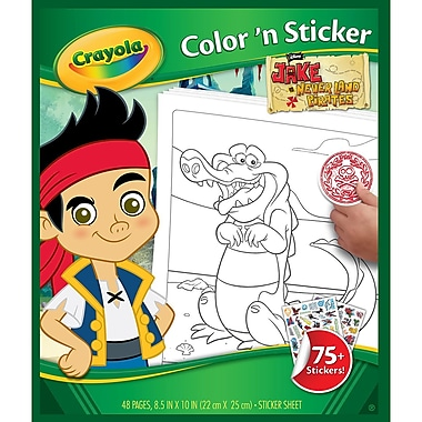 Crayola® Colour 'N Sticker