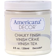 Deco Art Americana Decor Non-Toxic 8 oz. Chalky Finish Paint, Lace (ADC-02)