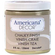 Deco Art Americana Decor Non-Toxic 8 oz. Chalky Finish Paint, Timeless (ADC-04)