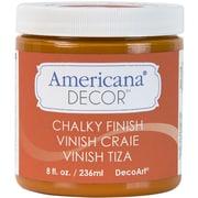 Deco Art Americana Decor Non-Toxic 8 oz. Chalky Finish Paint, Heritage (ADC-09)