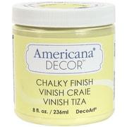 Deco Art Americana Decor Non-Toxic 8 oz. Chalky Finish Paint, Delicate (ADC-11)