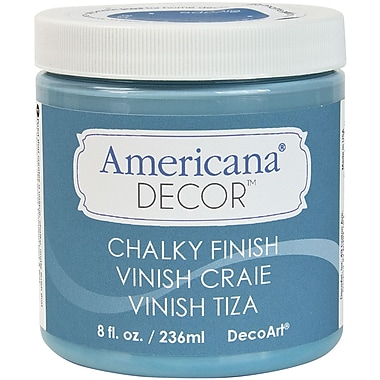 Deco Art Americana Decor Non-Toxic 8 oz. Chalky Finish Paint, Escape (ADC-20)