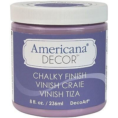 Deco Art Americana Decor Non-Toxic 8 oz. Chalky Finish Paint, Remembrance (ADC-23)