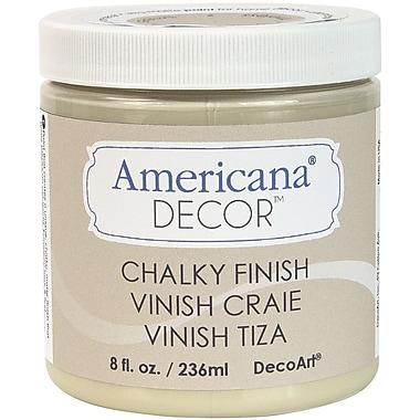 Deco Art Americana Decor Non-Toxic 8 oz. Chalky Finish Paint, Heirloom (ADC-24)