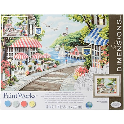 Dimensions Paint By Number Kit, 14