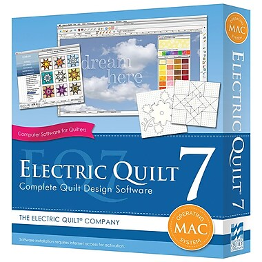 Electric Quilt® Electric Quilt 7 For Mac