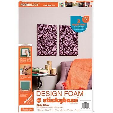 Fairfield Rigid Design Foam, 12