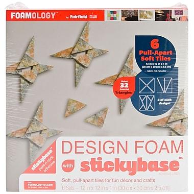 Fairfield Tri Set Design Foam, 12