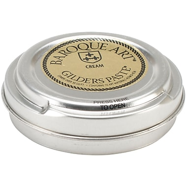 Gilders Paste 1.5 oz. Small Baroque Art Gilders Paste, Cream