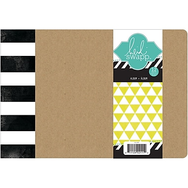 Heidi Swapp® Favorite Things Chipboard Album, 6