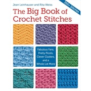 "Martingale® ""The Big Book Of Crochet Stitches"" Book"