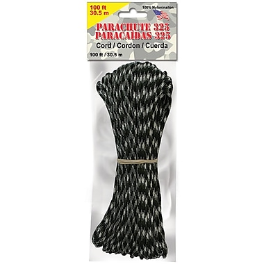 Pepperell 3 mm x 100' Parachute Cord, 11