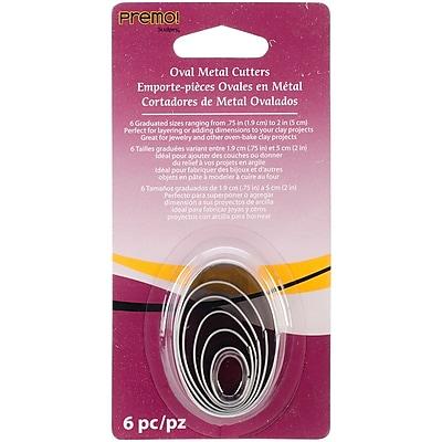Polyform® Premo Graduated Cutter Set, Oval (AMM1-1021)