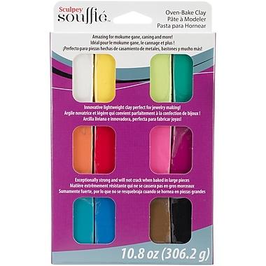 Polyform® Sculpey® Souffle Multipack, 7.8