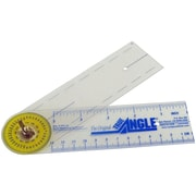 "Quint Measuring Systems™ The Original True Angle® 6"" Protractor"