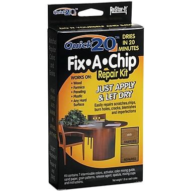 Restor-It Quick 20 Fix-A-Chip Repair Kit