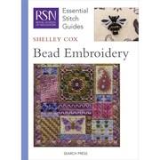"Search Press ""Bead Embroidery Stitch Guide"" Book"