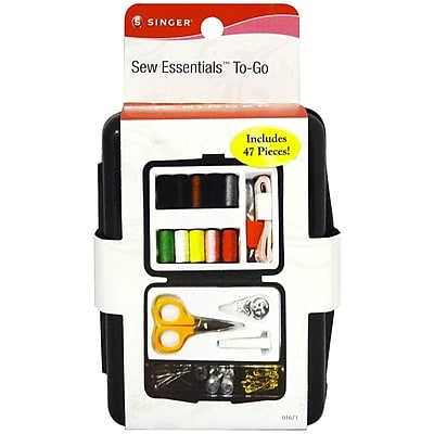 Singer® Sew Essentials To-Go Sewing Kit