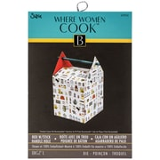 """Sizzix® Where Women Cook Bigz Large Die, 6"""" x 8 3/4"""", Box With Stick Handle Holes"""