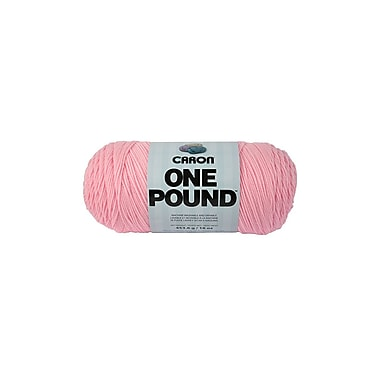 Spinrite® Caron® One Pound™ Acrylic Yarn, Soft Pink