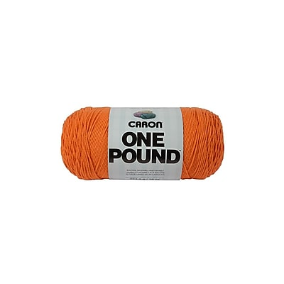 Spinrite® Caron® One Pound™ Acrylic Yarn, Pumpkin