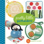 "Sterling Publishing ""Pretty Little Potholders"" Lark Book"