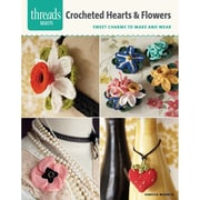 "Taunton Press ""Crocheted Hearts and Flowers"" Book"