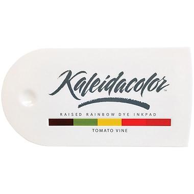 Tsukineko® Kaleidacolor™ 5-Color Dye Ink Stamp Pad, Tomato Vine