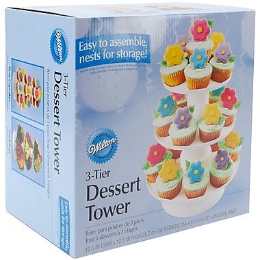 Wilton® 3 Tier Stacking Dessert Tower