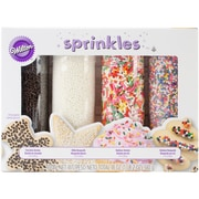 Wilton® Everyday Mega Sprinkle Set