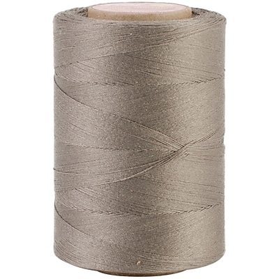 YLI Corporation Star Mercerized 3 Ply Solids Cotton Thread, 1200 Yds, Manatee
