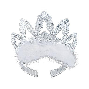 Coronet Tiara, One Size Fits Most, 10/Pack