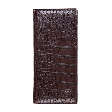 Club Rochelier Ticket Wallet, Brown