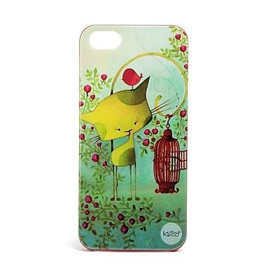 Ketto – Étui pour iPhone 5/5s, Bird On The Run