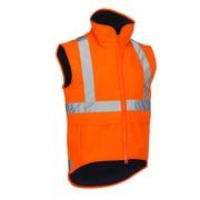 Forcefield – Veste de sécurité doublée, orange