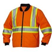 Forcefield Safety Freezer Jacket, Orange