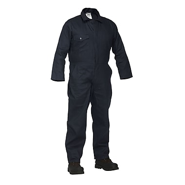 Forcefield Welder's Coverall, Navy, Medium