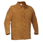Forcefield Leather Welding Jacket, Suede