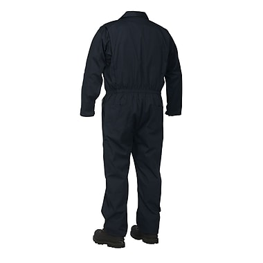 Forcefield Twill Work Coverall, Navy