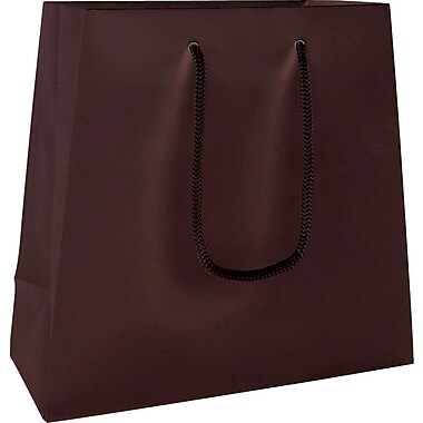 Trapezoid Eurotote, Brown, 9/7