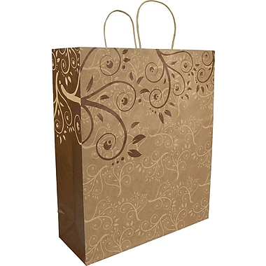Rainforest Paper Shopping Bag, 8