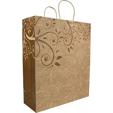 Gunther Mele Ltd. Rainforest Paper Shopping Bag, 16