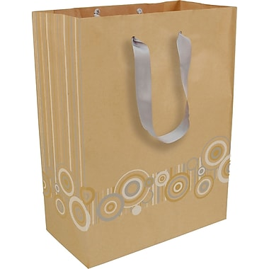 Saturn Stripe Paper Shopper, 10