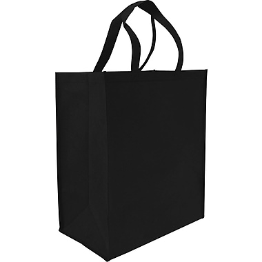 Black Reusable Bag, 14