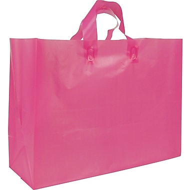 Frosted Bright Translucent Bag, 16