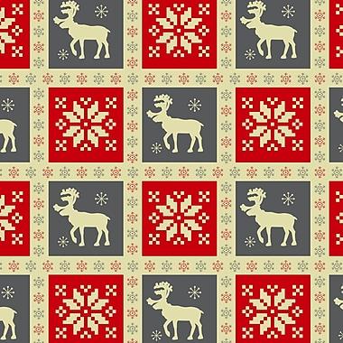 Papier d'emballage Inspirations, 24 po x 417 pi, 1 rame en rouleau, n° 6554