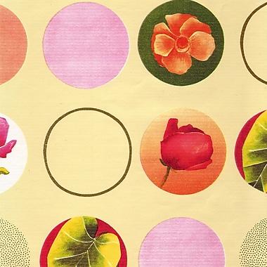 Papier d'emballage Inspirations, 24 po x 417 pi, 1 rame en rouleau, n° 6029