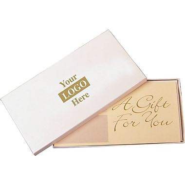 Gift Certificate with Box, 6.625