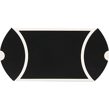 Pillow Box, Black and White, 4